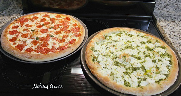 How I save $600 a year on Pizza by making our own with this delicious recipe