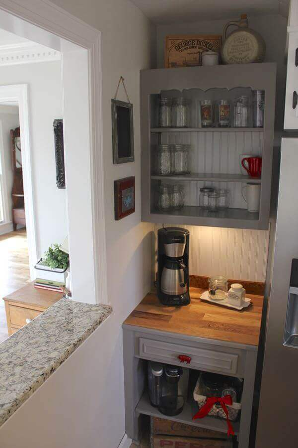 DIY Farmhouse Kitchen Remodel For Just Over $5000