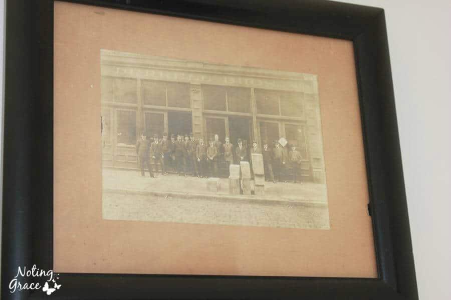 vintage heirloom photo