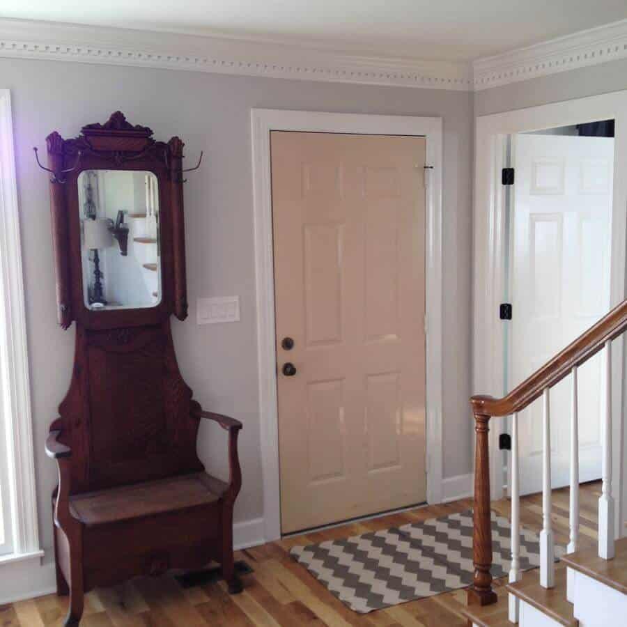 Entry Door Makeover