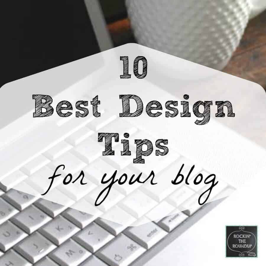 10 best blog design tips