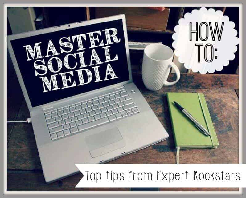 How to Mastering Promotion through social media - top tips from Expert Blogging Rockstars