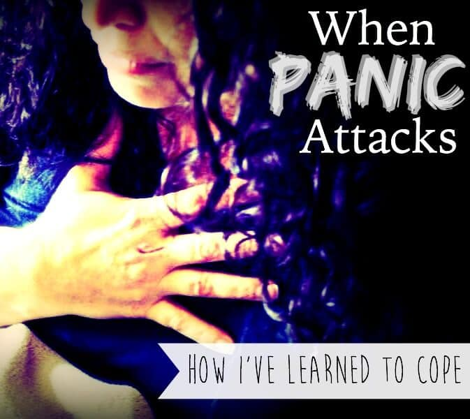 When Panic Attacks - how I'm learning to cope. I hope this panic attack coping tips help you!