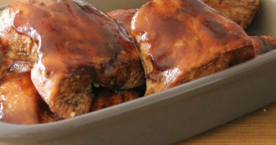 Easy Honey Balsamic Chicken Breast - an delicious addition to your menu that's easy to make!
