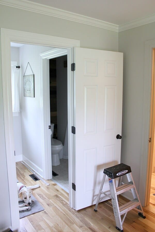 Simple DIY Barn Door Tutorial   Jen @ Noting Grace Shares How Easily It Is  To