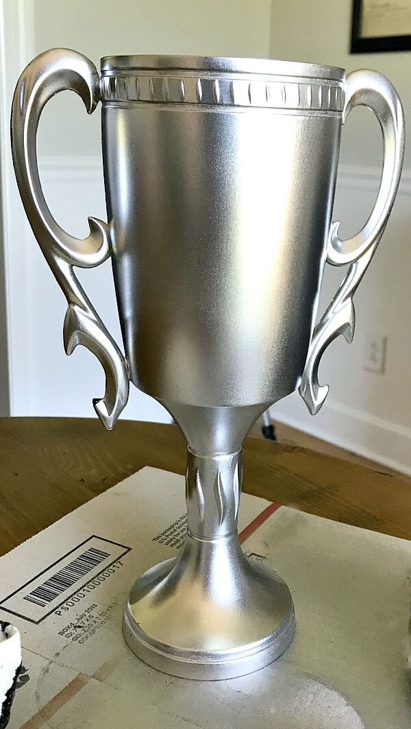 Diy Tarnished Trophy A Tutorial On How To Get That Look