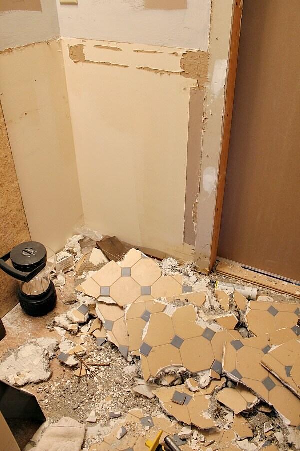 The eyesore of a door is no more!