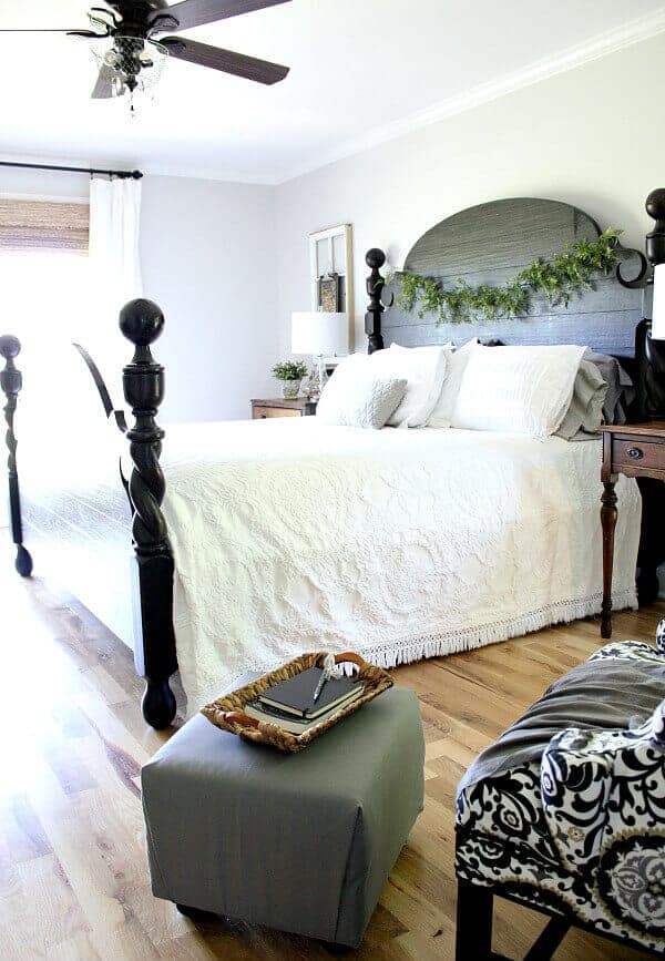 Making over our Master Bedroom Final Reveal! ORC week 6
