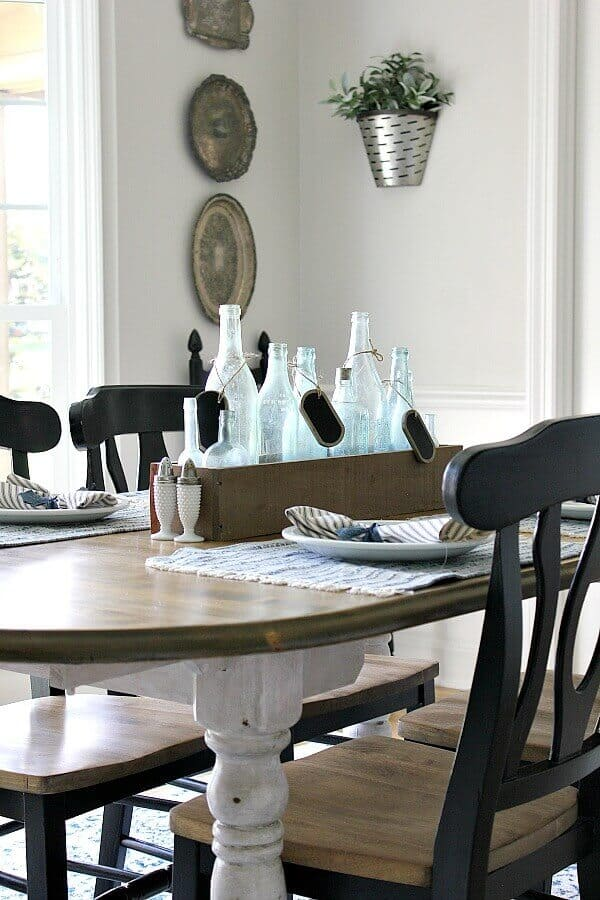 A Budget Friendly Dining Room Makeover   Iu0027m Sharing How I Created A Cozy