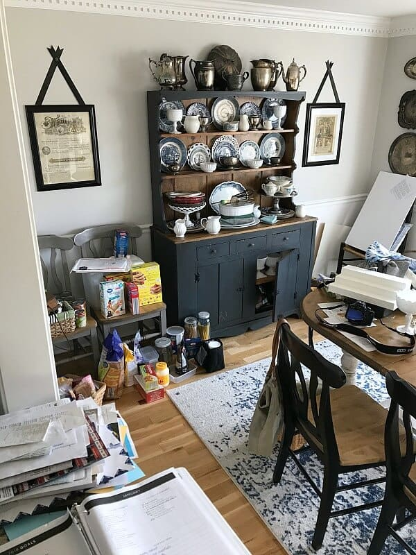 My pantry is in need of an overhaul. Here's how I begun and some Pantry Makeover ideas I'm using to help create a pretty pantry for my home.