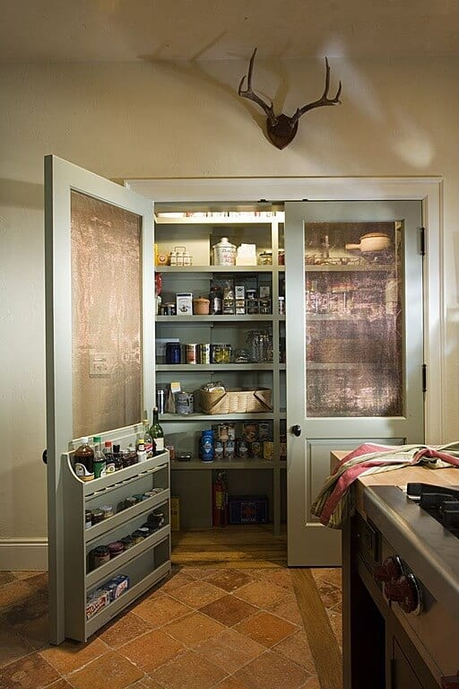 Pantry Inspiration from pinterest