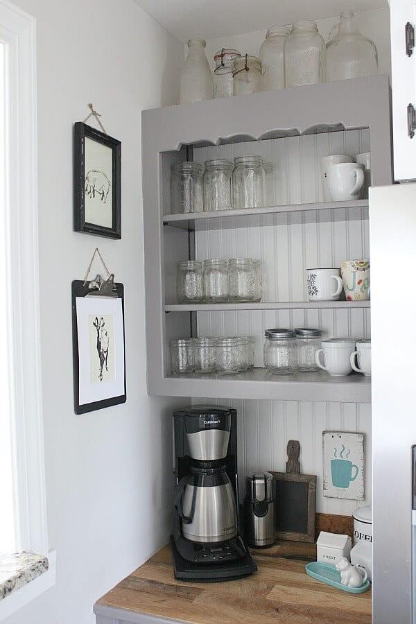 Organizing my Kitchen into Zones