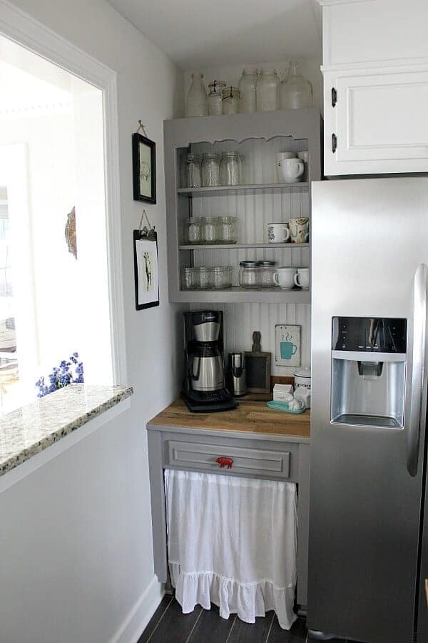 How I've simplified my life by Organizing my kitchen by zones