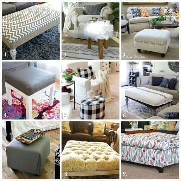 Over 50 Easy Upholstery Projects