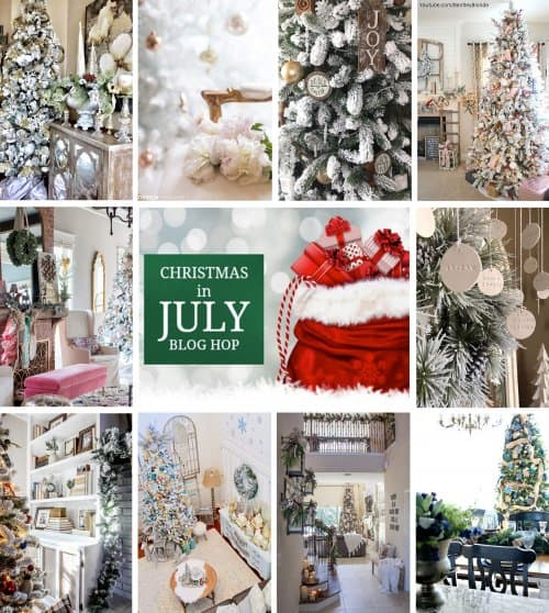 Christmas in July - a King of Christmas tree giveaway!