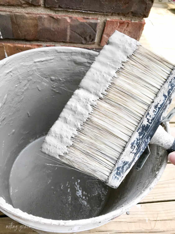 romabio masonry brush