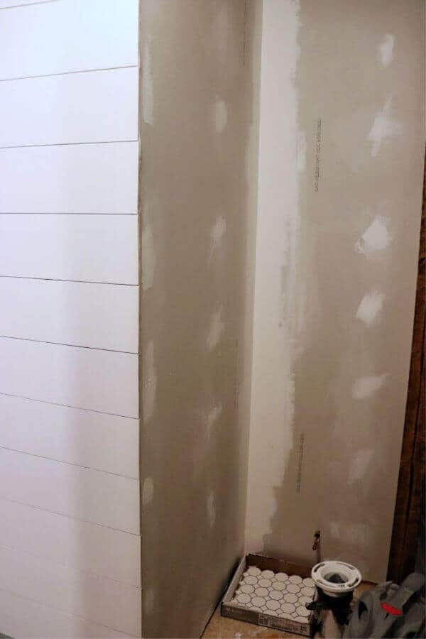 Master Bath Makeover - Progress Not Perfection: Sometimes renovations don't go as quickly as we hope, but little steps can still add up!