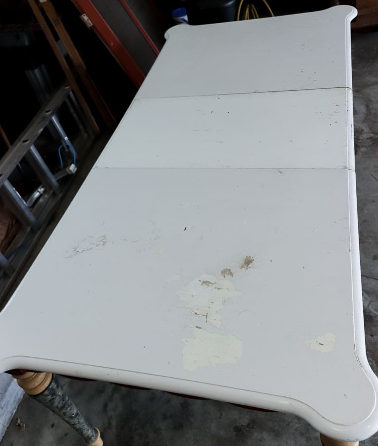Are you like me - always on the hunt for your next project, scanning Craigslist and Facebook for deals? Here's my $30 Table Flip and the story of how it got away!