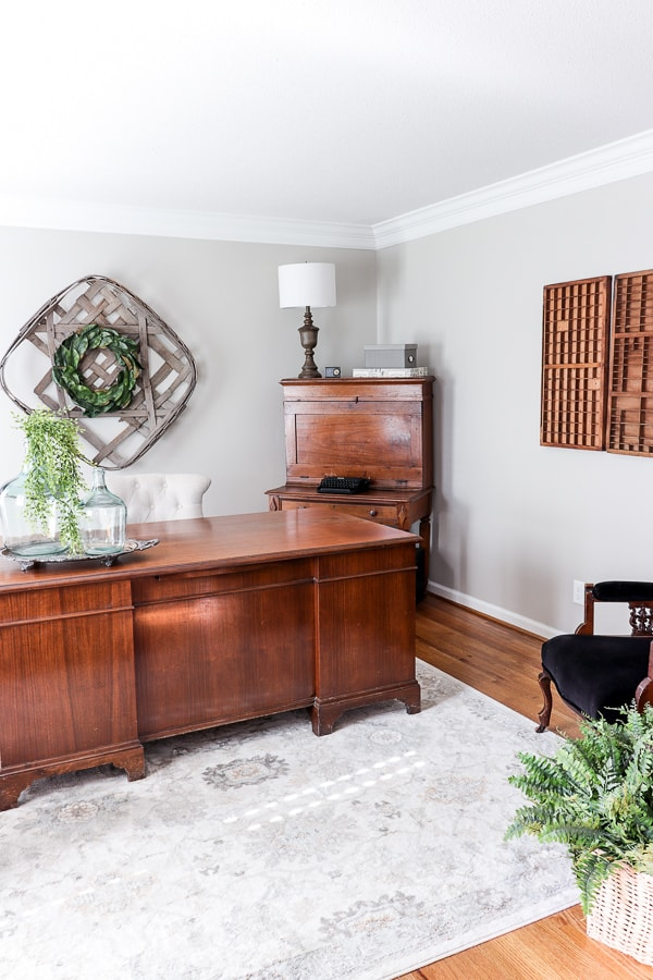 Finding those finishing touches with this Home Office Inspiration boards