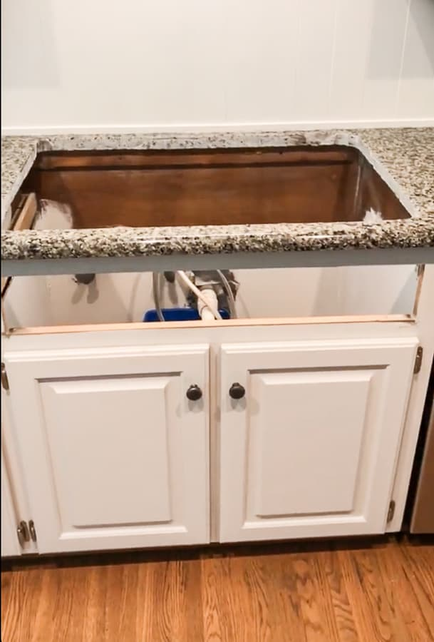 How To Add An A Front Sink