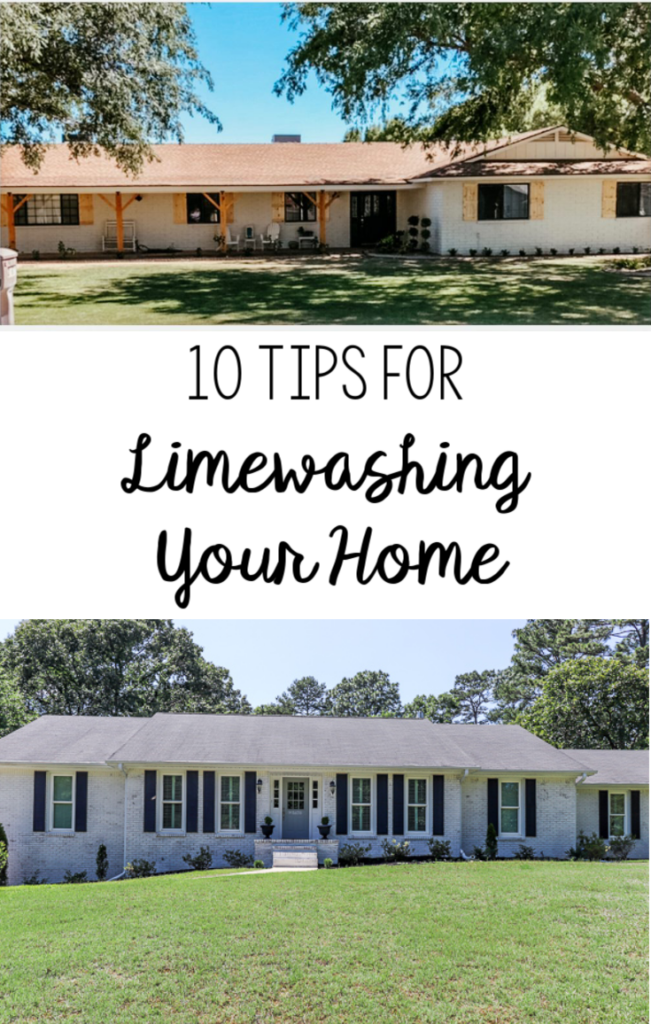 10 Tips for Limewashing Your Home with Romabio Paints