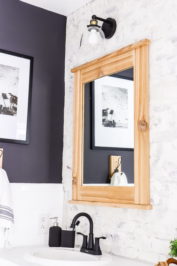 $1000 DIY Bathroom Makeover that doesn't look Cheap ...