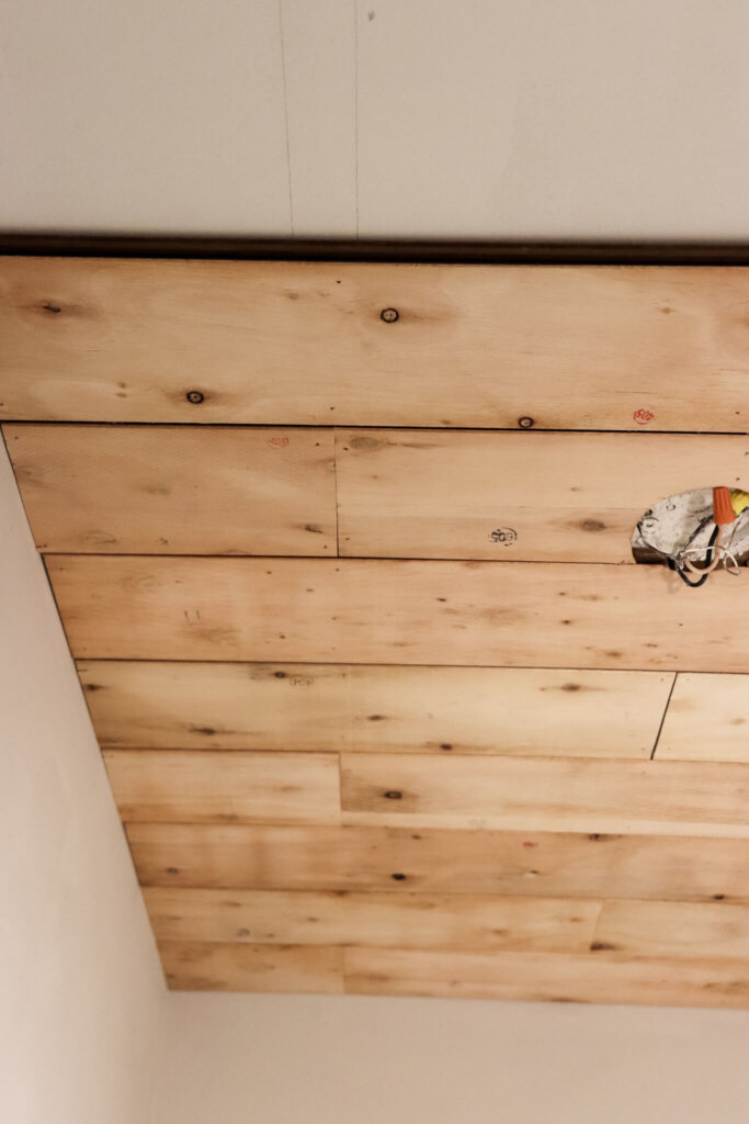 Ceiling Planks From Laminate Flooring