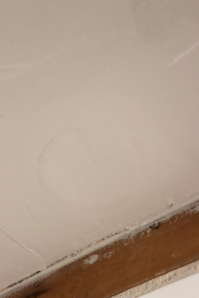 bad ceiling repair