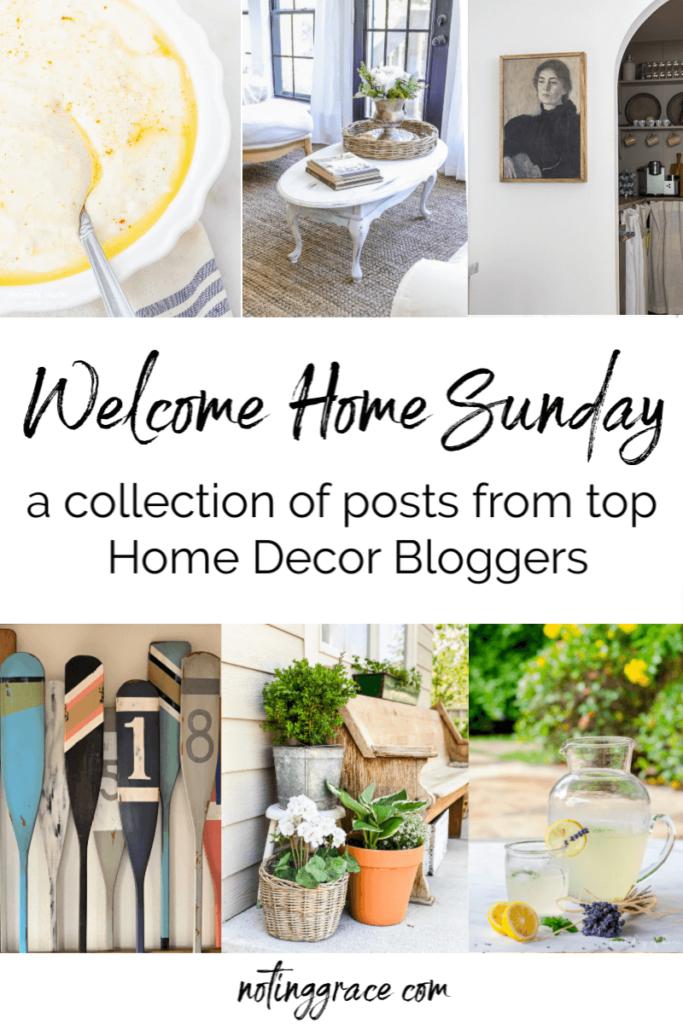 Welcome Home Sunday Week 71