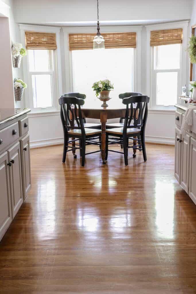 after Rejuvenate Wood Floor Restorer Review.