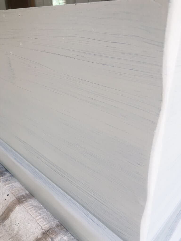 first coat fusion mineral paint Bedford