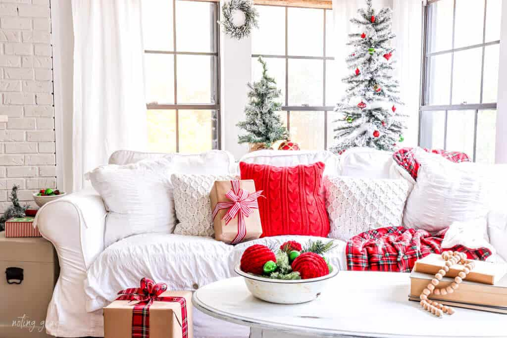 Bloggers Best Holiday Home Tour 2020 Noting Grace