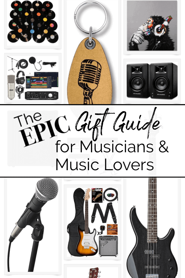 Epic Guide for Musicians and Music lovers