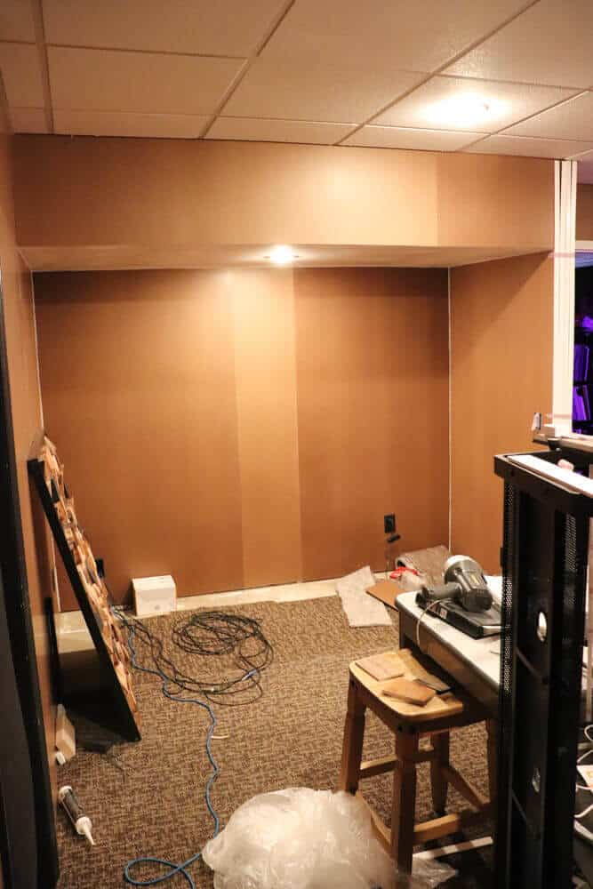 Making Over A Music Room Noting Grace