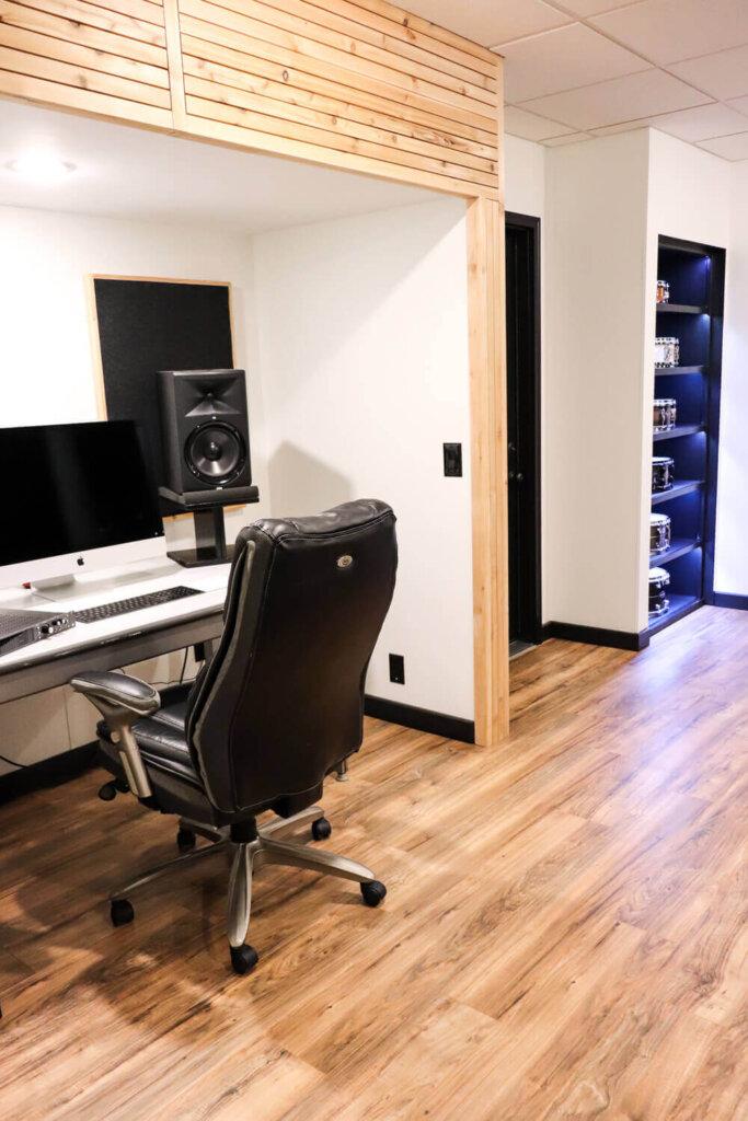 music room desk