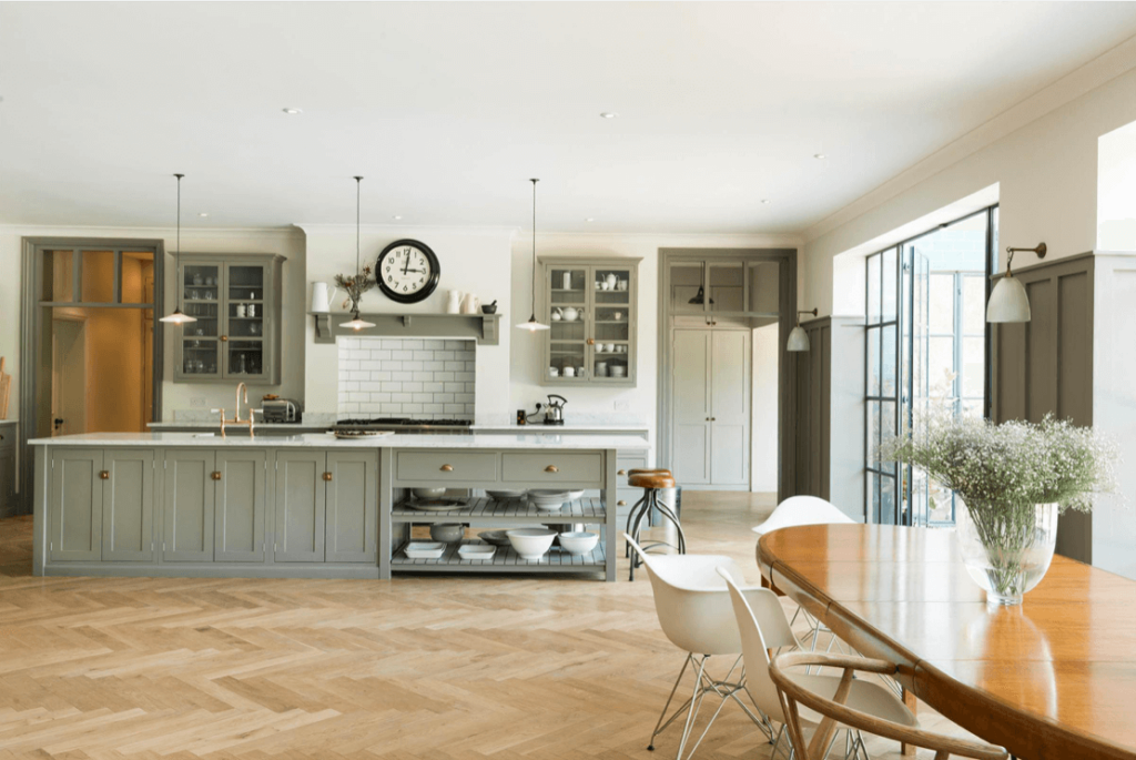 European Farmhouse Kitchen Inspiration.
